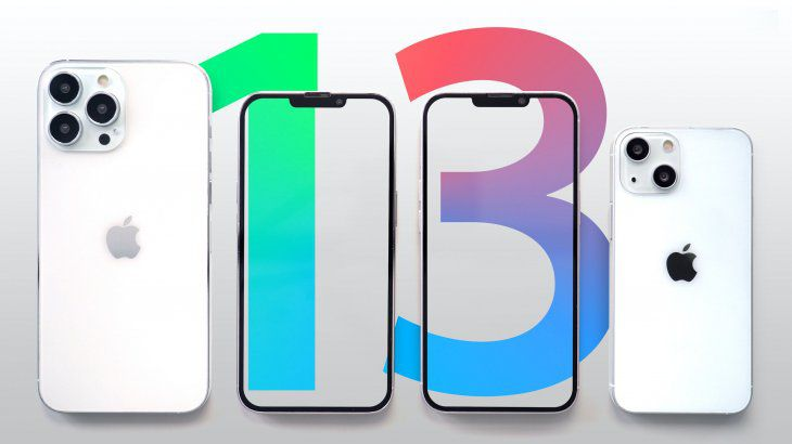 Novedades del Apple iPhone 13 y Fechas